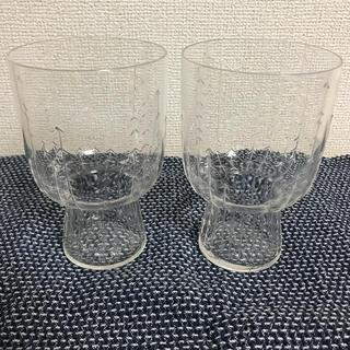 イッタラ(iittala)のイッタラ サルヤトン 2つセット(グラス/カップ)