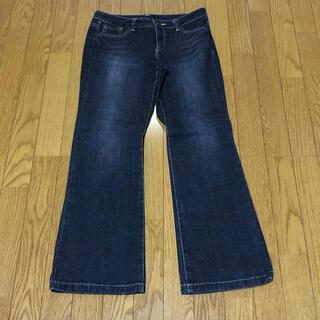 ニッセン(ニッセン)のジーンズ 後ろのポケット見て下さい^_^(デニム/ジーンズ)