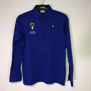 ルコックスポルティフ(le coq sportif)のゴルフウェア ポロシャツ長袖(ウエア)