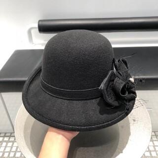 シャネル(CHANEL)の新商品未使用のCHANEL秋冬新品のニット帽(ニット帽/ビーニー)