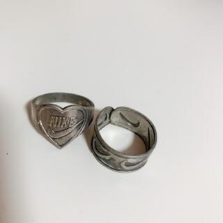ナイキ(NIKE)のNIKE ring♡(リング(指輪))
