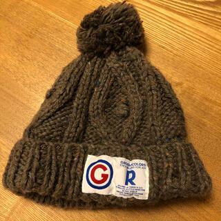 デニムダンガリー(DENIM DUNGAREE)のgroovy colors ニット帽 ニットキャップ(帽子)