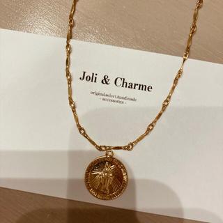 エイミーイストワール(eimy istoire)の大人気❤︎14kgf maria coin choker necklace(ネックレス)