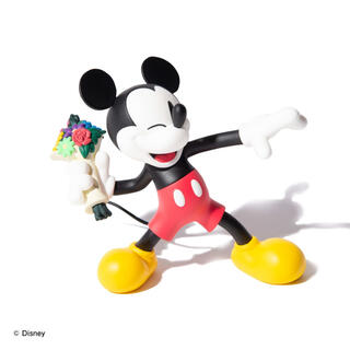 MEDICOM TOY - 新品 VCD THROW MICKEY NORMAL Ver.