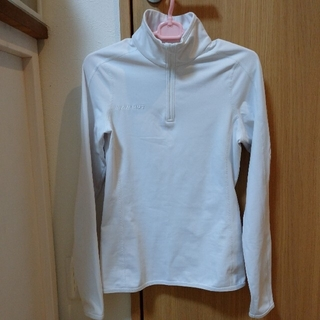 マムート(Mammut)のマムート レディース アークテリクスハーフジップシャツ 薄手のフリース(登山用品)