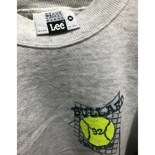 リー(Lee)の90s 古着屋 トレーナー 霜降り アメリカ製 リバースウィーブ(スウェット)