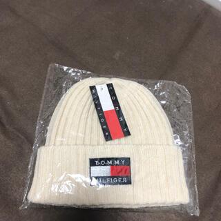 トミーヒルフィガー(TOMMY HILFIGER)のトミーニット帽 帽子(ニット帽/ビーニー)