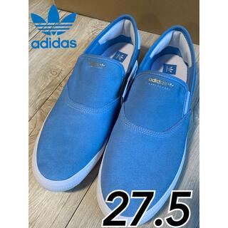 アディダス(adidas)の【新品】アディダス スリッポン 3MC スエード オリジナルス 27.5cm(スニーカー)