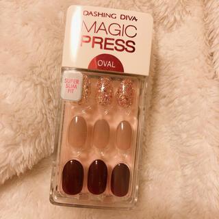 【新品未使用】DASHINGDIVA ダッシングディバ マジックプレス(つけ爪/ネイルチップ)