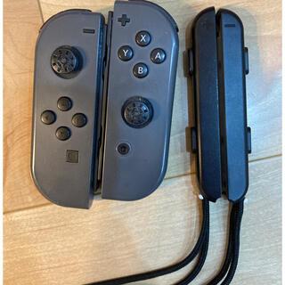 ニンテンドースイッチ(Nintendo Switch)のジョイコン グレー ジャンク品。(その他)
