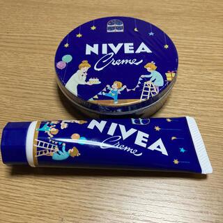 ニベア - ニベア 青缶 NIVEA スキンケアクリーム チューブ 限定 2020