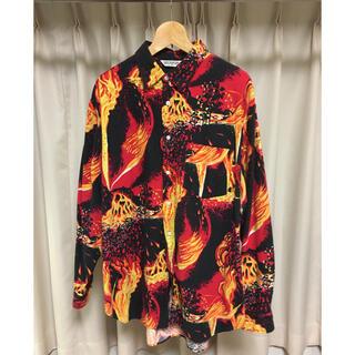 クーティー(COOTIE)のcootie Eruption Oversized shirt(シャツ)