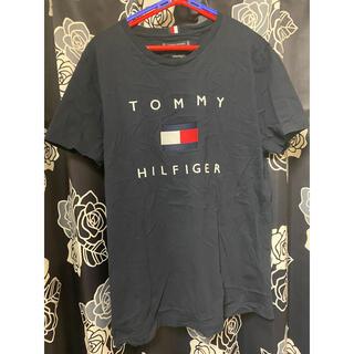 TOMMY HILFIGER - TOMMY HILFIGER Tシャツ 紺色