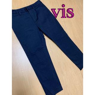 ヴィス(ViS)のvis パンツ 美品(カジュアルパンツ)