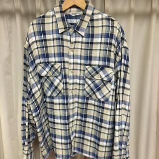 クーティー(COOTIE)のcootie  familia CPO jacket(シャツ)
