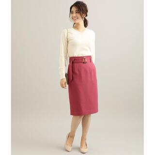 ヴィス(ViS)のViS♡タイトスカート(ひざ丈スカート)