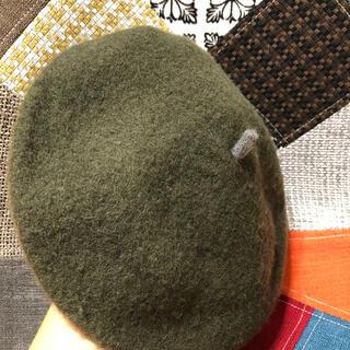 ampersand - アンパサンド 新品ベレー帽