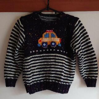 サンリオ(サンリオ)の新品 手編みセーター 120cm ザ ラナバウツ(その他)