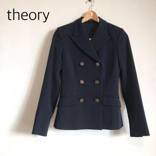 セオリー(theory)のtheory ジャケット(テーラードジャケット)