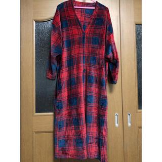 ニトリ(ニトリ)の(ロコモコ様専用)ニトリ 着る毛布 フリーサイズ(ルームウェア)