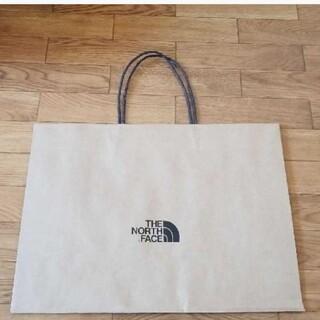 ザノースフェイス(THE NORTH FACE)のノースフェイスショップ袋 未使用(ショップ袋)