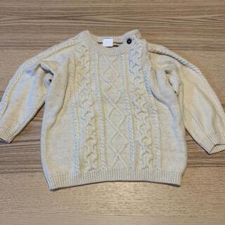 H&M セーター 86㎝