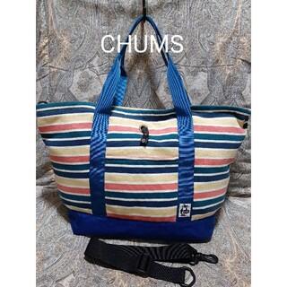 チャムス(CHUMS)のチャムス CHUMS 大型/斜め掛けショルダートートバック(ショルダーバッグ)