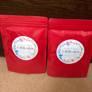 七茶葉の恵み 30包 2袋セット(健康茶)