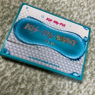 キスマイフットツー(Kis-My-Ft2)のKis-My-MiNT Tour at 東京ドーム 2012.4.8(初回生産限(アイドルグッズ)