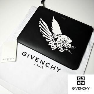 ジバンシィ(GIVENCHY)の新品 2018AW Givenchy レザークラッチバッグ(セカンドバッグ/クラッチバッグ)