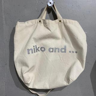 ニコアンド(niko and...)のトートバッグ ニコアンド(トートバッグ)