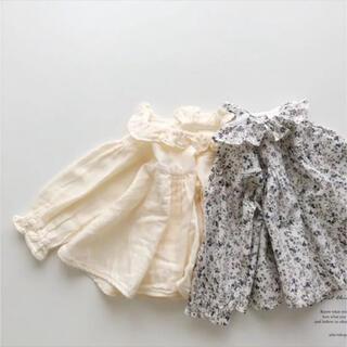 Caramel baby&child  - 【新品未使用】monbebe * オリビアブラウス