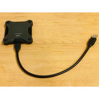 IODATA - 外付けSSD IOデータ SSPH series 960GB