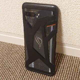 エイスース(ASUS)のASUS ROG PhoneⅡ 512GB 国内Simフリー版&アーマーケース他(スマートフォン本体)