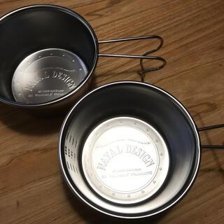ネイタルデザイン(NATAL DESIGN)の【激レア 即完売】深型シェラカップ2個セット ネイタルデザイン(食器)