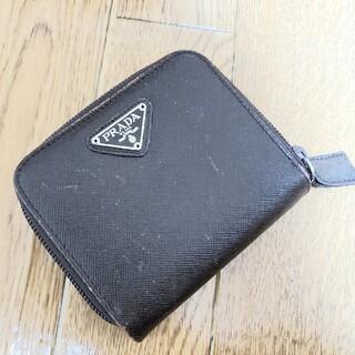 プラダ(PRADA)のPRADA 二つ折り財布 メンズ(折り財布)