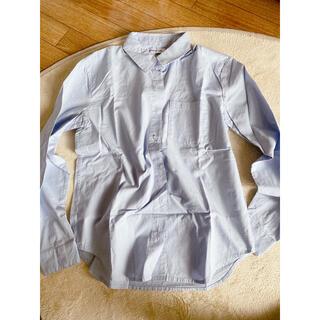 ウィゴー(WEGO)の【WEGO】新品  コットンシャツ【レディース  カジュアル】(シャツ/ブラウス(長袖/七分))