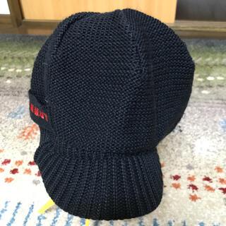 マムート(Mammut)のマムートレディース帽子(ニット帽/ビーニー)