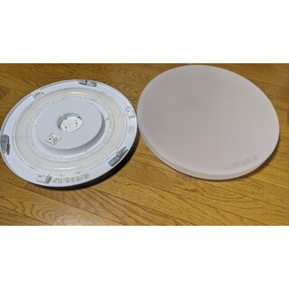 エヌイーシー(NEC)のNEC LEDシーリングライト LIFELED'S 調色調光タイプ ~12畳(天井照明)