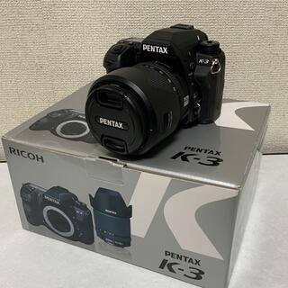 PENTAX - ペンタックスK-3 18-135 ブラック