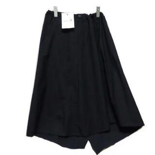 ヨウジヤマモト(Yohji Yamamoto)のGround Y Yohji Yamamoto 20SS スカートパンツ(ロングスカート)