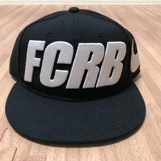 F.C.R.B. - FCRB NIKE コラボ キャップ ビッグスウォッシュ ソフ ブリストル