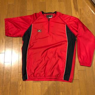 MIZUNO - ミズノ グローバルエリート 2WAYジャケット XO(袖取り外し式)Vジャン
