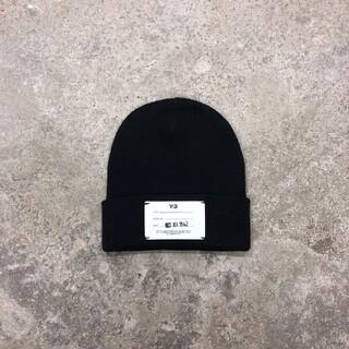 ワイスリー(Y-3)のY-3 ニット帽/ビーニー(ニット帽/ビーニー)