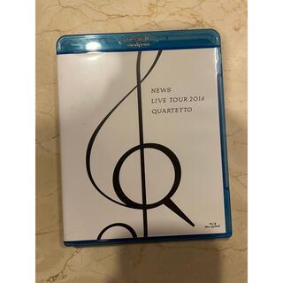 ジャニーズ(Johnny's)のquartetto Blu-ray 通常盤 news(ミュージック)