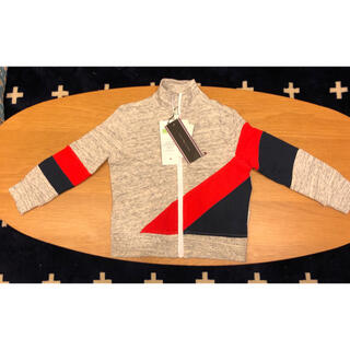 TOMMY HILFIGER - (新品未使用)tommy HILFIGER キッズ90cm パーカー