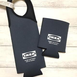 イケア(IKEA)の大人気★IKEAイケア✰ボトルホルダー&缶ホルダー2点セット。水筒カバー(その他)
