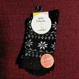 フクスケ(fukuske)の福助 靴下レディース 23~25cm(ソックス)