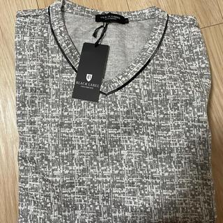 バーバリーブラックレーベル(BURBERRY BLACK LABEL)のblack label 長袖tシャツ(Tシャツ/カットソー(七分/長袖))