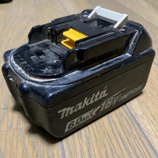 Makita - makita 18V 6A バッテリー